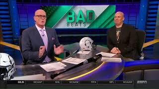 SVP Week 11 Bad Beats (2017)