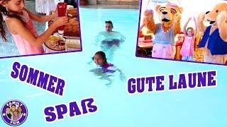 SOMMER, SPAß UND GUTE LAUNE IM FAMILIENURLAUB | FAMILY FUN ON TOUR