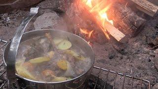 Wild Cooking - Duck Stew