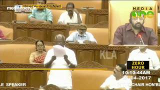 MM Mani refutes speaking against women, accuses foul play by scribes