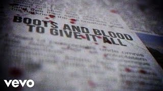 Five Finger Death Punch - Boots And Blood (Lyric Video)