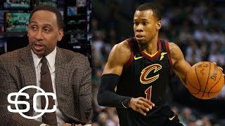Stephen A. Smith says new Cavaliers are now immediate favorite to win East | SportsCenter | ESPN