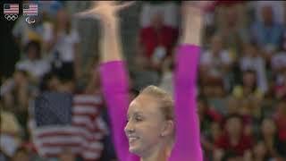 Nastia Liukin - Gymnastics - U.S. Olympic & Paralympic Hall of Fame Finalist