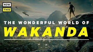 Black Panther Explained: The Wonderful World of Wakanda   NowThis Nerd
