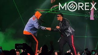 Daddy Yankee - Vuelve (ft Bad Bunny)(Latino Mix Live! (En Vivo) at American Airlines 2017 - Dallas)