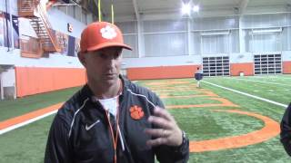 TigerNet.com - Dabo March 6 part two