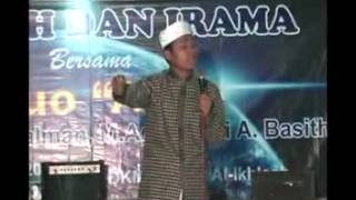 Ceramah Lucu, Kocak, Adzan Subuh, Dai Kondang Jawa Barat, KH. Agus Salman M,Ag