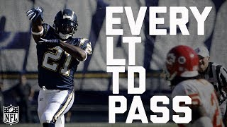 Every LaDainian Tomlinson Touchdown Pass | #TDTuesday | NFL Highlights