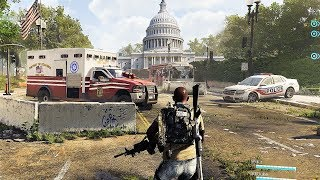 The Division 2: 4K Gameplay + Endgame, Map Size & TONS OF NEW INFO