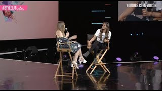 Behind The Scenes At VidCon And My Interview With Bethany Mota - Style Lab