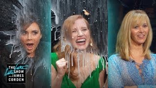 Flinch w/ Lisa Kudrow, Jessica Chastain & Victoria Beckham