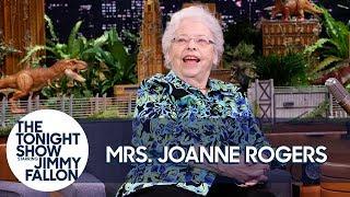 Mrs. Joanne Rogers Recalls Mister Rogers
