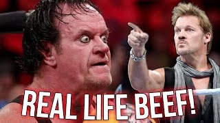 5 Times The Undertaker Got UPSET At His Coworkers