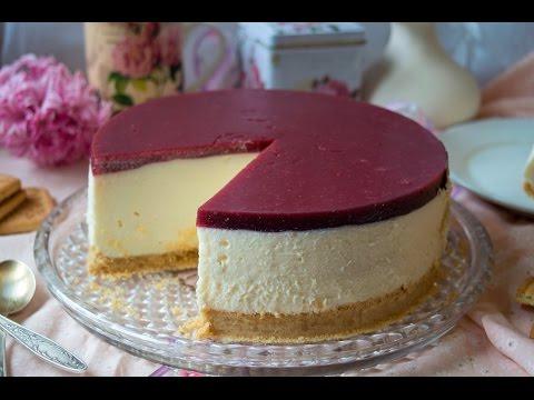 Рецепт торта шоколадный чизкейк с фото