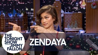 Zendaya Shows One of Her and Zac Efron