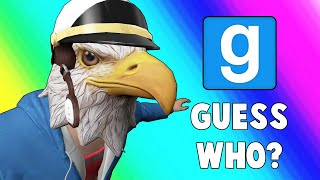 Gmod Guess Who Funny Moments - LEGIQN