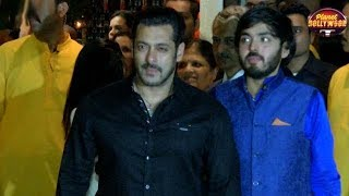 Salman Khan Avoids Ranbir Kapoor At Ambani's Party | Bollywood News