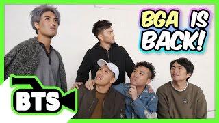 BgA is Back! (BTS)