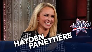 Hayden Panettiere: From Child Star To Super-Mom