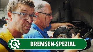 Bremsen-Reparatur und elektrische Feststellbremse   Das große Spezial   Die Autodoktoren