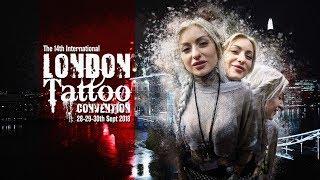 London Tattoo Convention 2018 | Killer Ink Tattoo