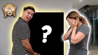 SURPRISING CATHERINE WITH EARLY CHRISTMAS GIFT!!! **SHE