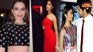 Iulia Refuses To Follow Katrina Kaif | Did Sidharth Malhotra Introduce Alia To His Parents