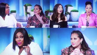 Loni Love SHOCKS EVERYONE! She knows who LEAKED BLAC CHYNA TAPE! Adrienne Bailon SPEECHLESS!