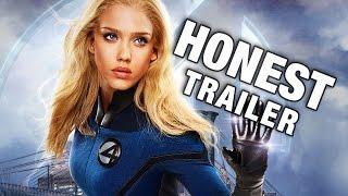 Honest Trailers - Fantastic Four (2005)
