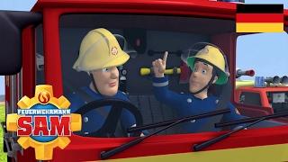 Feuerwehrmann Sam Deutsch Neue Folgen 2017 -  Feuerwehrmann Sam Lily ist verschwunden HD