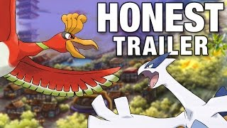 POKEMON GOLD AND SILVER (Honest Game Trailers)