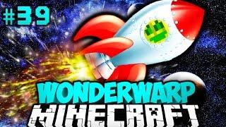 Die MONDLANDUNG?! - Minecraft Wonderwarp #039 [Deutsch/HD]