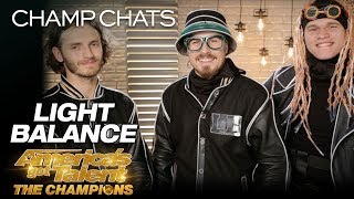 Light Balance Revisits Their Performance On AGT: The Champions