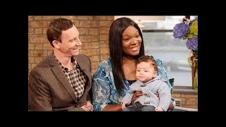 "Black Mum Gives Birth to White ""One in a Million Baby Model"""