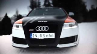 Allradler im Schnee Teil 4: MTM Audi RS6 Clubsport
