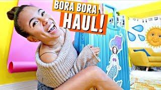 IT FINALLY CAME... Everything I got in Bora Bora HAUL!
