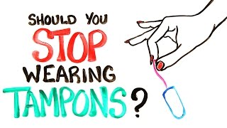Should You Stop Wearing Tampons?