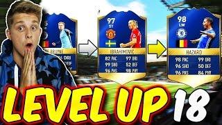 "FIFA 17 - LEVEL UP #18 ⚽⛔️⚽ - ""ABSOLUTE TRAUMTORE von BALE!!"
