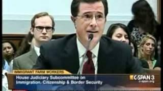 Colbert Explains