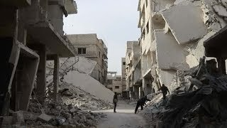 94 killed in eastern Ghouta following airstrikes by Syrian military