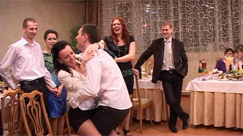 Конкурс на свадьбе свидетели