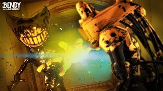 Did Bendy SAVE Henry on Purpose in BATIM Chapter 4? (Bendy & the Ink Machine Theories)