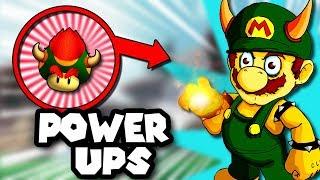 5 ZU STARKE Power Ups in Super Mario Spielen
