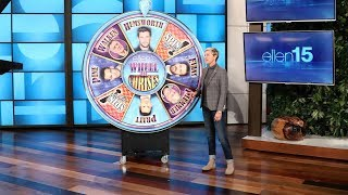 Ellen Spins the