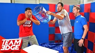 Water Bottle Flip Challenge!! 💦
