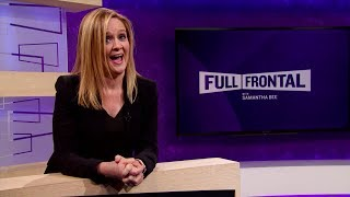 First Show of 2018!   Full Frontal on TBS