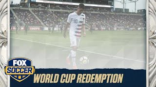 Landon Donovan, Cobi Jones on USMNT Gold Cup stakes: 'This is redemption' | FOX SOCCER