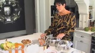 A Very Kardashian Thanksgiving with Kris Jenner