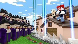 Angriff auf unser neues Simpsons Haus!