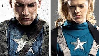 We Re-Created Superhero Movie Posters